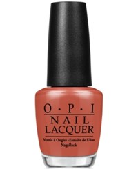 Opi Nail Lacquer Yank My Doodle