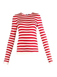 Dolce And Gabbana Striped Sweater