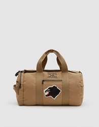 Neighborhood Boston Bag In Beige
