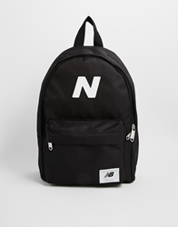 New Balance Mini Backpack Black
