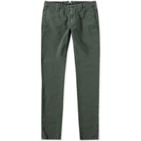 Incotex Skin Fit Summer Uniform Chino Green