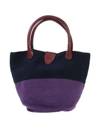 Danielle Foster Handbags Dark Blue