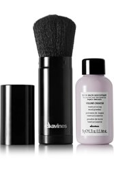 Davines Your Hair Assistant Volume Creator Powder And Brush Duo One Size Colorless