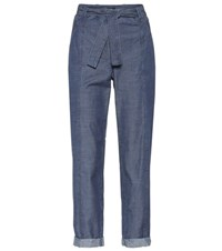 A.P.C. Relaxed Fit Jeans Blue