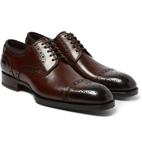 Tom Ford Polished Leather Brogues