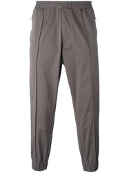Dsquared2 Loose Fit Trousers Grey
