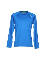 2Xu T Shirts Bright Blue
