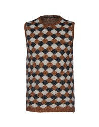 Messagerie Sweaters Brown