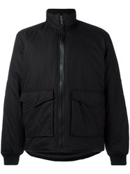 Our Legacy Puffed Jacket Black