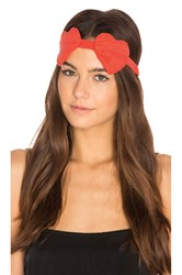 Wildfox Couture Solid Eye Mask Orange