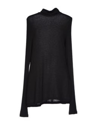 Elizabeth And James Turtlenecks Black