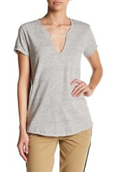 Tart Loona Short Sleeve Shirt Gray