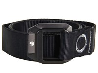 Mountain Hardwear Double Back Belt Black Men's Belts