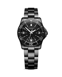 Victorinox Swiss Army Maverick Watch 34Mm Black