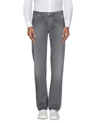 Roy Rogers Roy Roger's Trousers Casual Trousers Men Grey