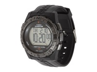 Timex Expedition Vibration Alarm Full Size Black Resin Strap Sport Watches