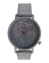 Komono Wrist Watches Grey