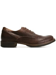 Fiorentini Baker 'Eternity' Derby Shoes Brown