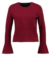 Tiger Of Sweden Ethne Jumper Bordeaux