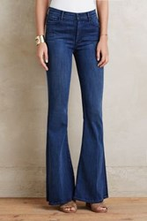 Anthropologie Mother Super Cruiser Jeans Dreamy 24 Pants