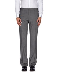 Ralph Lauren Black Label Trousers Casual Trousers Men Grey