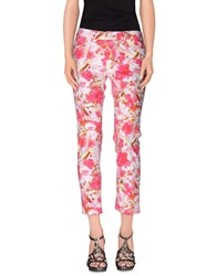 Escada Sport Denim Denim Trousers Women Fuchsia