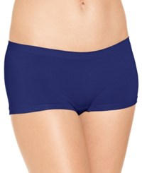 By Jennifer Moore Seamless Boyshort Only At Macy's Navy Shade