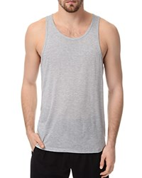 Atm Anthony Thomas Melillo Atm Modal Slim Fit Tank Top Heather Grey