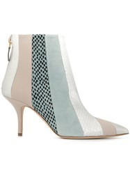 Malone Souliers Ankle Boots Blue