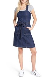 7 For All Mankindr Women's Mankind A Line Denim Dress