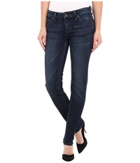 Kut From The Kloth Stevie Straight Leg In Breezy Breezy Women's Jeans Blue