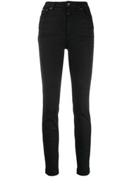 Dolce And Gabbana Audrey Skinny Jeans Black