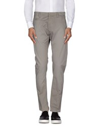 Messagerie Trousers Casual Trousers Men Grey