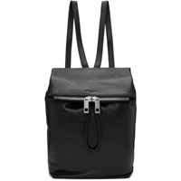 Rag And Bone Black Loner Backpack