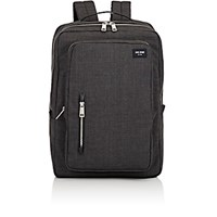 Jack Spade Men's Oxford Cargo Backpack Dark Grey