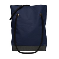 Vanook Shopper Bag Navy Stone