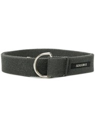 Yeezy Web Belt Grey