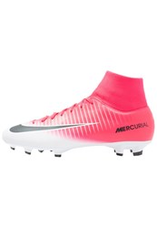 Nike Performance Mercurial Victory Vi Df Fg Football Boots Racer Pink Black White