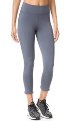 Free People Movement Virgo Leggings Dark Grey