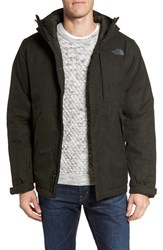The North Face Men's Stanwix Dwr Jacket Rosin Green Tweed