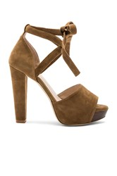 Raye Hadley Pump Brown
