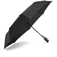 London Undercover Auto Compact Umbrella Black
