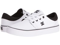 Dc Trase Se Black White Women's Skate Shoes