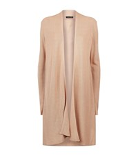 Eileen Fisher Long Ribbed Cardigan Female Neutral
