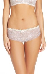 Honeydew Intimates Women's Hipster Panty Cream Lurex