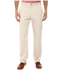 Perry Ellis Four Pocket Bedford Cord Pants Stone Men's Casual Pants White