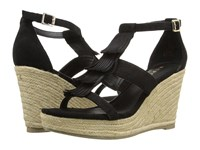 Report Konner Black Women's Wedge Shoes