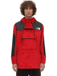 The North Face M Kk Gear Techno Hoodie Red