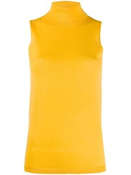 Dorothee Schumacher Rollneck Sleeveless Jumper 60