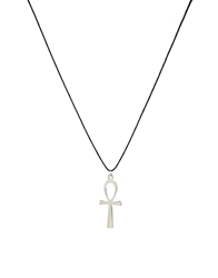 Asos Ankh Choker Necklace